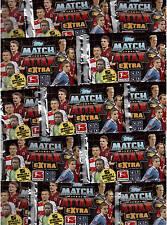 Topps match coronó extra/trading cards/20 bolsas embalaje original/2012-2013/12-13