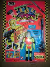 SBULLONATI Bullo CRASH DUMMIES TYCO FIGURE GiG