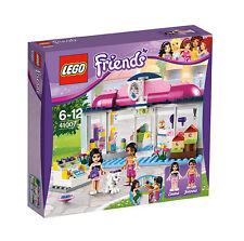 Lego ® City set 41007/Heartlake tiersalon
