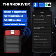 Thinkdriver Bluetooth Automotive IOS&Android Car Diagnostic Code Reader PK AP200