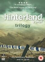 Neuf Hinterland Saisons 1 Pour 3 Complet Collection DVD