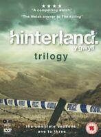 Nuovo Hinterland Stagioni 1 A 3 Collezione Completa DVD