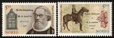 NORWAY MNH 2002 The 200th Anniversary of the Birth of Magnus Brostrup Landstad