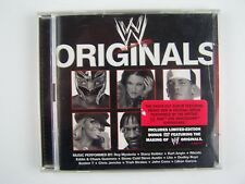 WWE Originals CD & DVD Limited Edition