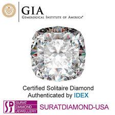 Natural (Rough) Cushion GIA Loose Diamonds