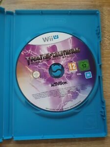 TRANSFORMERS Rise of the Dark Spark - Nintendo Wii U