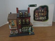 Dept. 56 Katie McCabe's Restaurant & Books Christmas In The City #56.59208