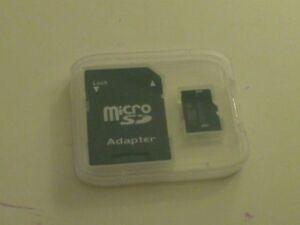 64 GB Micro SD carte TF mémoire Flash MicroSD
