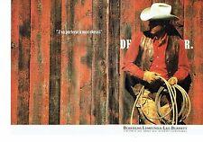 PUBLICITE ADVERTISING 0217  1993   Bordelais Lemeunier/Leo Burnett  Marboro (2p)