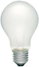 Glühlampen E27 15W MATT Normalform Typ SH 57431 stossfest