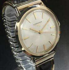 Longines 1964 10k Gold Filled Mens/Womens Watch