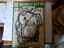 NOS Honda Gasket Kit B CB125 CB125 CM135 06111-399-010