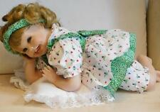 The Ashton-Drake Galleries Cloth One of a Kind Artist Dolls
