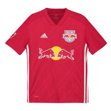 Camisetas de fútbol de clubes internacionales 2ª equipación de manga corta rojos