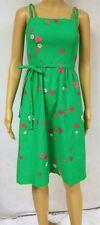 Vintage 60s Dress Malia Hawaiian Floral Wiggle Honolulu Pin Up Sun Rockabilly