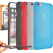 Orzly Flexi Slim case cover protection for Apple iPhone 6, iPhone 7, iPhone 8