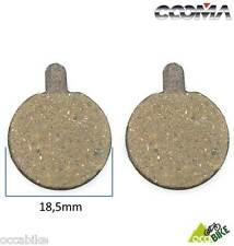 Plaquettes de frein à disque ZOOM DB350 organiques zoom 5 pads zoom DB 18.5