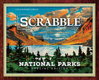SCRABBLE National Parks [New ] Board Game