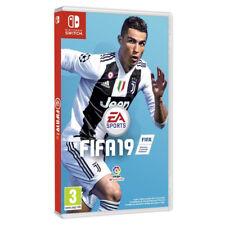 Preventa Nintendo switch FIFA 19