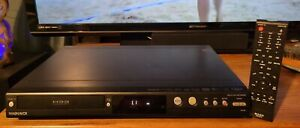 MAGNAVOX MDR515/F7 WORKING HDD Hard Drive / DVD Recorder Player W/ Remote HDMI