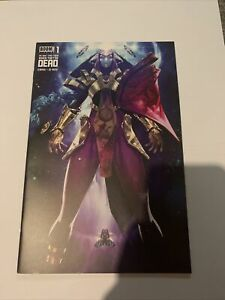 We Only Find Them When They're Dead #1 Kael Ngu Variant Cover Slab City Edition