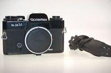 Rolleiflex SL35M  35mm Spiegelreflexkamera (nur Gehäuse)
