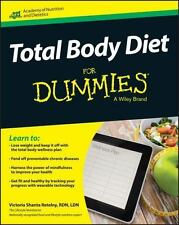 Total Body Diet for Dummies (Paperback or Softback)