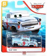 Disney Pixar Cars 3 Doc's Racing Days Slim Hood 1:55 Diecast Vehicle IN HAND