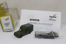 Ht228, Roco/Herpa 700610 DODGE m880 1,25 to 4x4 S.K./Minitanks/NEUF