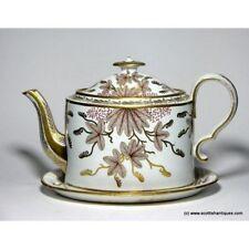 Porcelain/China British Date-Lined Ceramic Tea Pots