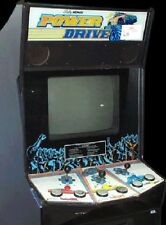 Power Drive Arcade Machine by Bally/Midway (Excellent Condition) *Rare*