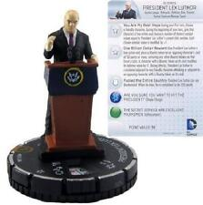 President Lex Luthor #D15-004 WizKids Promo NM Heroclix Sealed with card OP