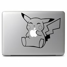 "Pokken Tournament Pikachu Decal Sticker for Apple Macbook Pro & Air 13"" 15"" 17"""