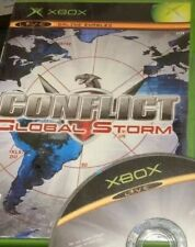 X Box Game Conflict Global Storm (Xbox Original) Complete With Manual.