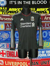 4/5 Liverpool adults S 2011 football shirt jersey trikot soccer .