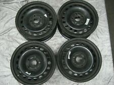 4 x Stahlfelgen VW Golf/Skoda Octavia/Seat Leon 6x15 5x112 ET47 ALCAR:9165 (768)