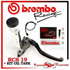 Bombas freno Racing Brembo 19rcs kit tanque KTM 690 Duke 08'-18'