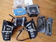 MOSKO MOTO Reckless 80L System V2.0 Pannier, Rackless motorcycle luggage bags