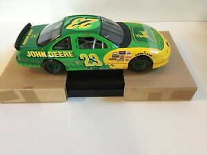 John Deere Chad Little #23 Diecast 1:18 Stock Car 1996 ERTL #5816BA Limited Edit