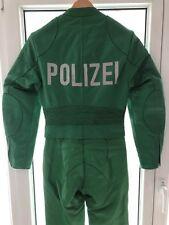Original POLIZEI Lederkombi KRAD Motorradstaffel Bayern ***sehr guter Zustand***