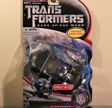 Transformers DOTM Autobot JAZZ, Cyberglyphics Deluxe Class, MOSC/New (2011)