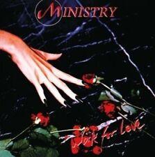 Work For Love - Ministry (2014, CD NEUF)