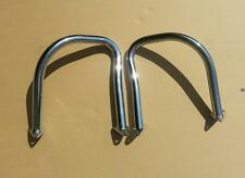Indian Motorcycle's Rear Highway Bars Chrome Chief Chieftain 2014 2015