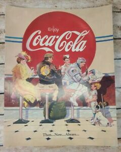 Coca Cola 100th Anniversary Then Now Always Concert Program With Kenny Loggins