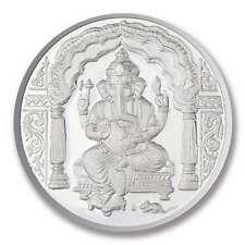 P.N.Gadgil 20 gms Ganesha Om Silver Coin