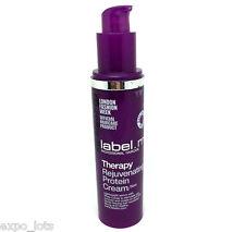 Label. M Therapy Rejuvenating Protein Cream 1.5 oz/ 50 ml