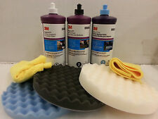 Large 3M Perfect-It  Buffing & Polishing Kit 6064, 6068, 6085, 5723,5725, 5751