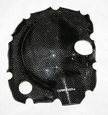 Kawasaki zzr600 carbon embrague tapa tapa motor engine cover carbono Carbone