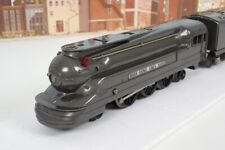 Vintage 1937 Prewar Lionel O Gauge No.1668E 2-6-2 Steam Engine & Tender
