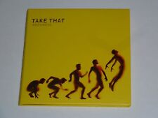 TAKE THAT PROGRESS DELUXE UK CD ALBUM WITH 5 ARTCARDS IN MINT CONDITION (2010)